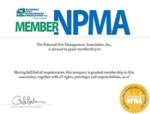 NPMA中華專案管理學會-會員證明