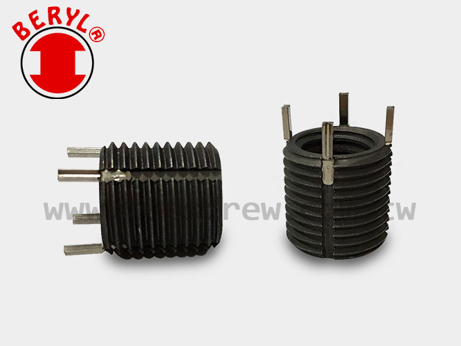 LOKSERT,keysert,lok insert,Threaded Inserts ,Thread Restoration,keylocking insert,keensert,insert,fasteners,metal forging,rivet manufactory,manufacture